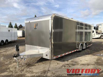 InTech 26' Aluminum PED Race Trailer
