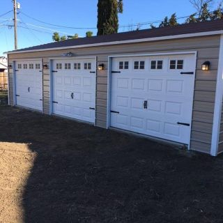 METAL SHOPS GARAGES RV CAR PORTS BARNS