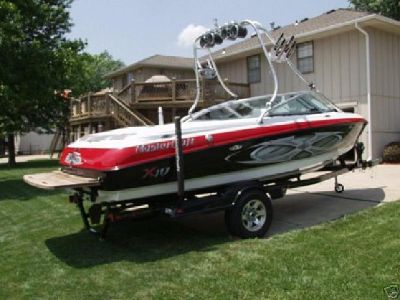 Great Condition 2004 Mastercraft X-10