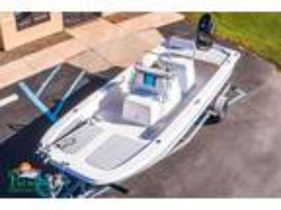 2011 Twin Vee 22 Baycat
