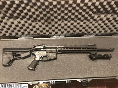 For Sale/Trade: Smith and Wesson 15T Tactical