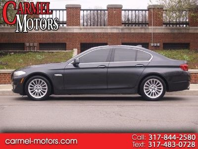 2013 BMW 5-Series 535i xDrive