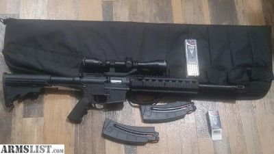 For Sale: S&W mp 15 22