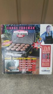 Super large George Foreman grill