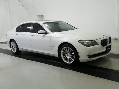 2013 BMW MDX 750Li xDrive (White)