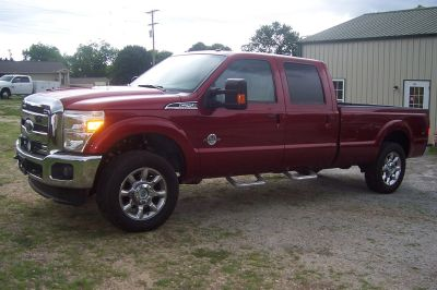 2015 Ford RSX King Ranch (Maroon)