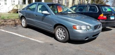 2003 Volvo S60 2.4 (Platinum Green Metallic)