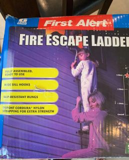 3 story Fire Ladder - never used