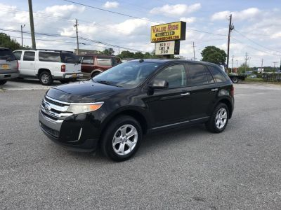 2011 Ford Edge Sel 4d Suv Fwd