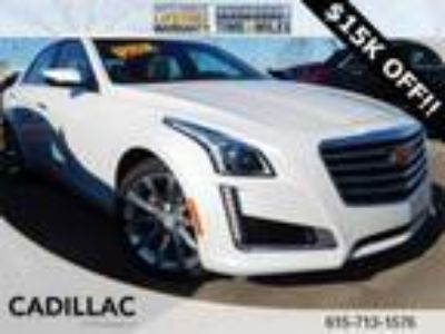 new 2018 Cadillac CTS for sale.