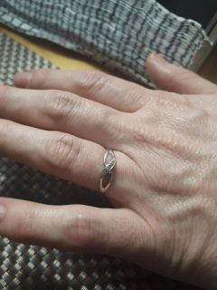 Size 7 Ring (just like new never used)