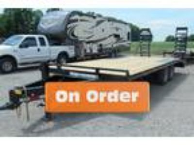 2019 Quality Trailers P Series 18 + 4 (7 Ton)