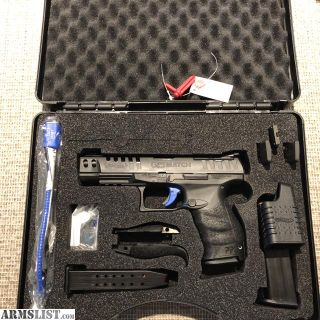 For Sale: New/never fired Wealther PPQ Q5 Match