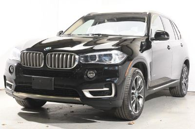 2016 BMW X5 xDrive35i Luxury (Black)