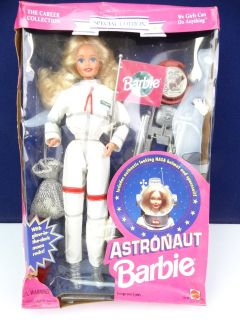 Special Edition, Career Collection Astronaut Barbie