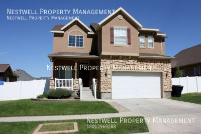 Fantastic 1 Bedroom Basement Apartment in West Jordan!