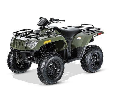 2016 Arctic Cat 500 Utility ATVs Harrison, AR