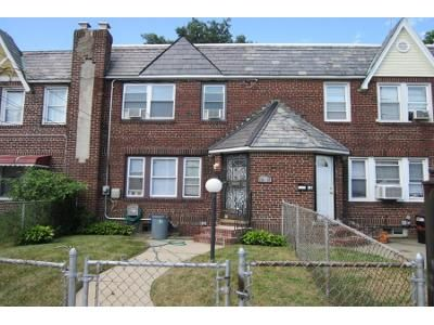 Preforeclosure Property in Saint Albans, NY 11412 - 201st St
