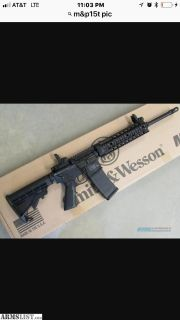 For Sale: Smith & Wesson M&P15T