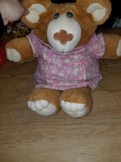 Fannie fay collectible bear in good shape