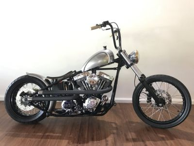 Custom Chopper / Bobber HD
