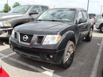 2012 Nissan Frontier S (Silver)