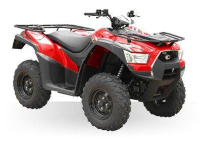 2017 Kymco MXU 700i Utility ATVs Kingsport, TN