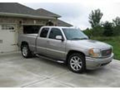 Used 2001 Gmc SIERRA 1500 for sale.