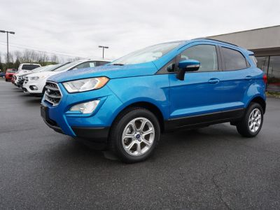 2018 Ford EcoSport SE (Blue Candy Tinted)