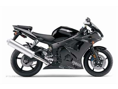 2008 Yamaha YZF-R6S Supersport Saint Charles, IL