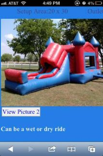 Waterslides and inflatables (Monroe)