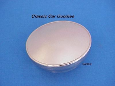 Sell 1930-1931 Ford Gas Cap (1) Polished SS Street Rod Smooth motorcycle in Aurora, Colorado, US, for US $24.99