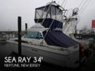 Sea Ray - 340 SEDAN BRIDGE