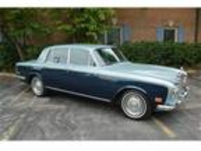 1972 Rolls-Royce Silver Shadow Gorgeous
