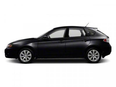 2010 Subaru Impreza 2.5i (Obsidian Black Pearl)