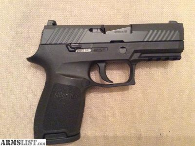 For Sale: P320 carry