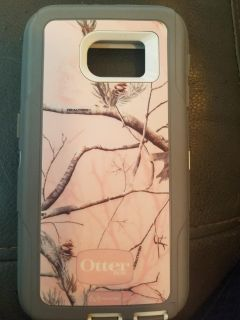 Pink camo OtterBox for Samsung Galaxy S6