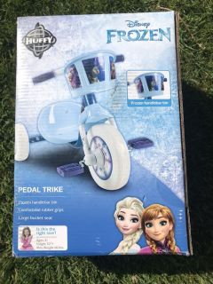 Frozen tricycle -new in box