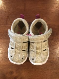 Stride Rite Toddler Girl Shoes Size 5