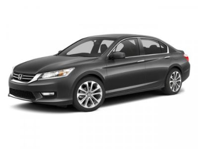 2014 Honda Accord Sport (Gray)