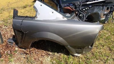 Buy 99-04 FORD MUSTANG LEFT DRIVER SIDE REAR QUARTER PANEL GRAY OEM motorcycle in Corbin, Kentucky, United States, for US $100.00