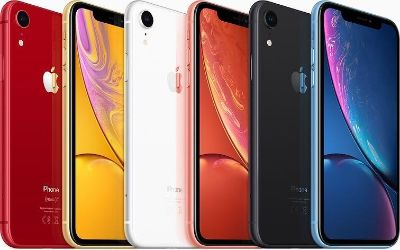 NEW IPHONE XR!