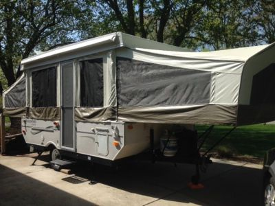 2007 Forest River Rockwood Freedom 2280