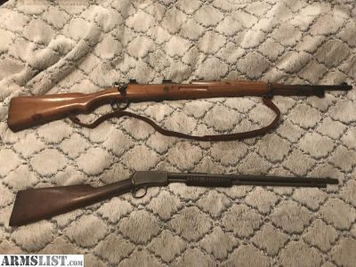 For Sale/Trade: 1906 Winchester pump 22