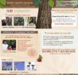 KENNETH E. BARTON SR. TREE SERVICE
