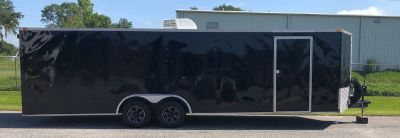 2013 28ft V-Nose South Georgia Cargo Enclosed trailer