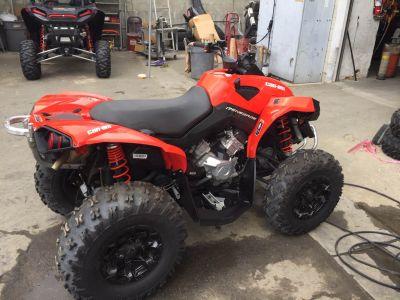 2018 Can-Am Renegade 570 ATV Sport Castaic, CA