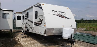 2012 Passport Grand Touring (East) 3180RE