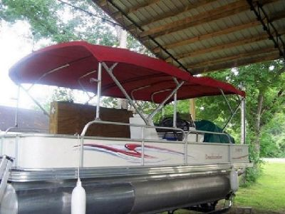 ?2006 Beachcomber Pontoon Boat?