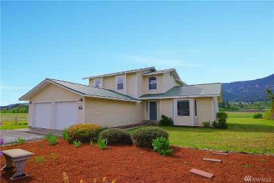 510 Pays Rd Cle Elum, Spectacular views of Mt. Peoh!